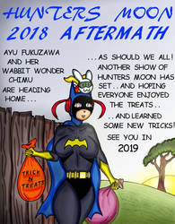 Hunters Moon 2018 Aftermath by vladen13