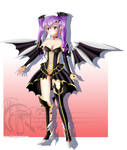 Adopt Auction: Succubus [CLOSED] by kimmy77