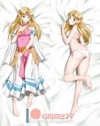 Super Smash Bros.: Princess Zelda by kimmy77