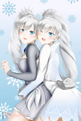 RWBY: Weiss Schnee by kimmy77