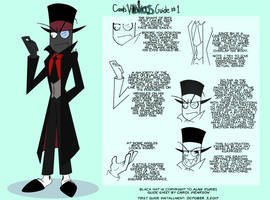 Villainous Guide No.1 by TheEchidnaMaster