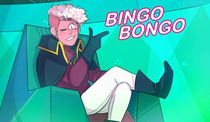   Captain Lars: Bingo-Bongo    Steven Universe    by Gh0st-Pie