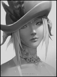 Hat by NibelArt