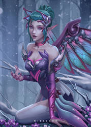 Sugar Plum Fairy Mercy by NibelArt