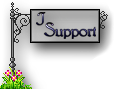 Journal Divider Sign-I Support by Momma--G