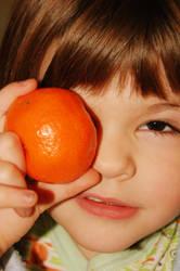 Little orange by MClabwork