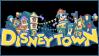 Disneytown World Stamp by AttamaRyuuken