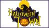 Halloween Town World Stamp by AttamaRyuuken