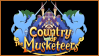 The Country of Musketeers World Stamp by AttamaRyuuken