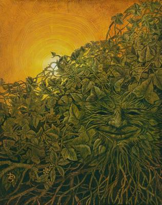GreenMan by DougSirois