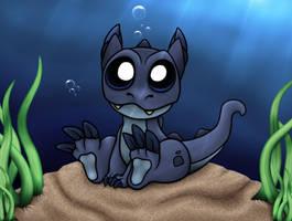 Ragdon The Dragon by SlimeDile