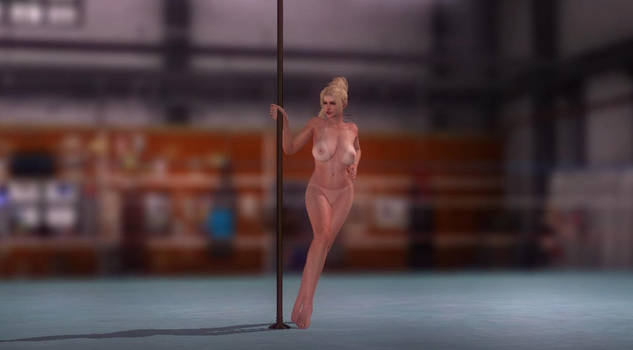 Casually come Nude pole dancer