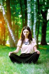 Meditation by gosiaa93