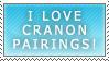 I Love Cranon Pairings by ilovemybishies87