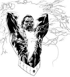 ShazamCaptain of Lightning and Thunder by LuisPuig