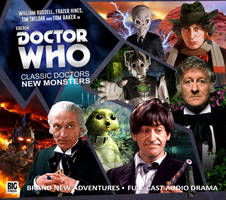 Classic Doctors, New Monsters... (What If....) by PEJ72