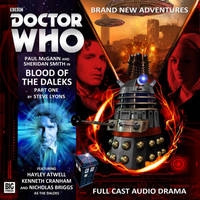 EDA 1.01 - BLOOD OF THE DALEKS (Part One) by PEJ72