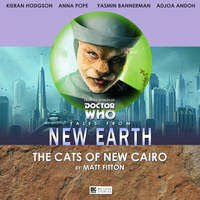TFNE - 04 The Cats of New Cairo by PEJ72