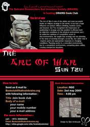 BRAINS Art of war by ejlal