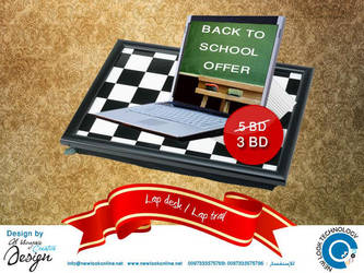 Back to school offer by ejlal