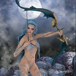 Almaryel by LadyMiralys