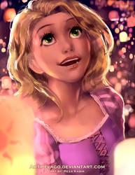 Rapunzel by Artipelago