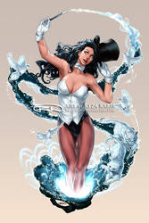 Zatanna's Magic by Artipelago