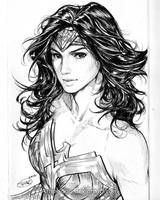 Wonder Woman! by Artipelago