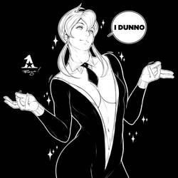I dunno! by Artipelago