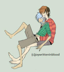 excuse me by joywritteninblood