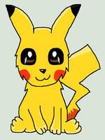 Pikachu Doodle by PrankStarz101