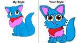 Lilly's Style Meme Entry by PrankStarz101