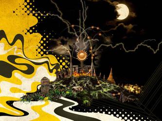 Voodoo Ray by speedburger
