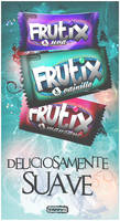 Frutix . Advertising by Raczso