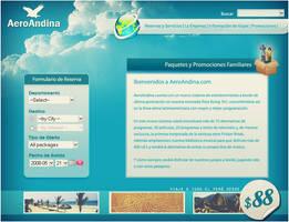 . Aeroandina WEB by Raczso