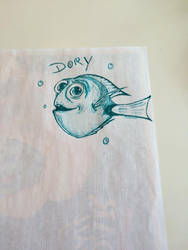 Dory by coppercurrency