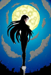 In the Moonlight by celeceravian