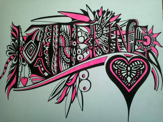 Katherine by hesterkin