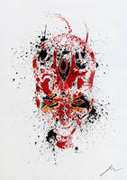 Darth Maul by Arian-Noveir