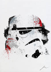 Stormtrooper by Arian-Noveir