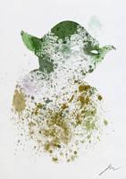 Yoda by Arian-Noveir