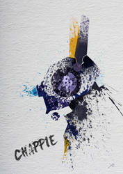 Poster Posse project #14 - Chappie by Arian-Noveir