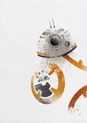 Astromech Beebee-Ate by Arian-Noveir