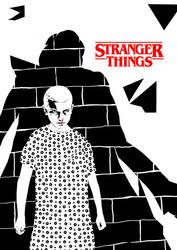 011 - my Stranger Things tribute by Arian-Noveir