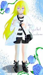 Rachel Gardener by derpykirby17