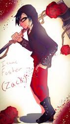 Zack  by derpykirby17