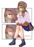 I love that scent by Hagitachi