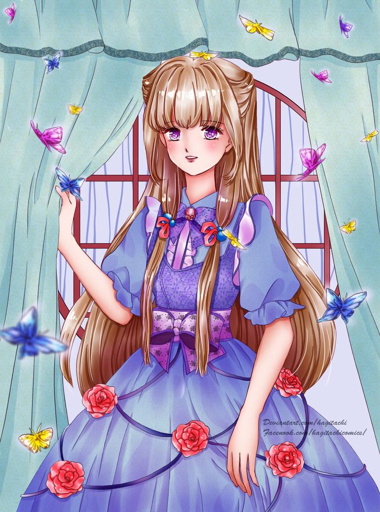 Butterfly by Hagitachi
