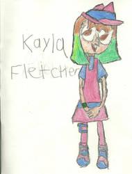 Kayla Fletcher by prtfdc