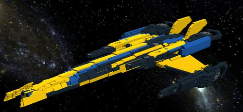Star Runner by prtfdc